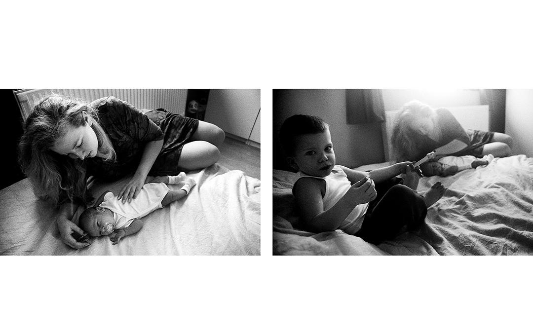Analóg fotózás - Dejan & Family