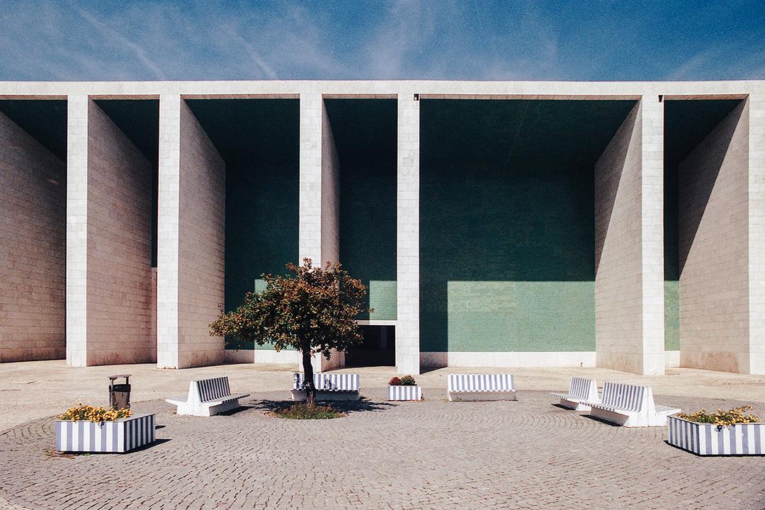 Analóg fotózás - Portugal