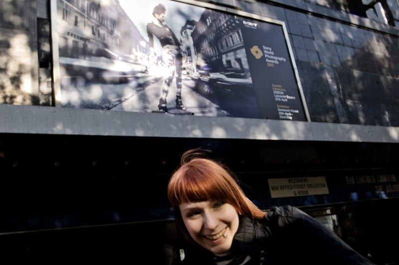 Díj - Sony World Photography Awards - 2011 - Fashion - Punk City - I. helyezés - Event