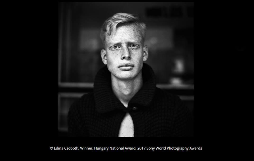 Díj - Sony World Photography Awards - 2017 - National Awards - II. helyezés
