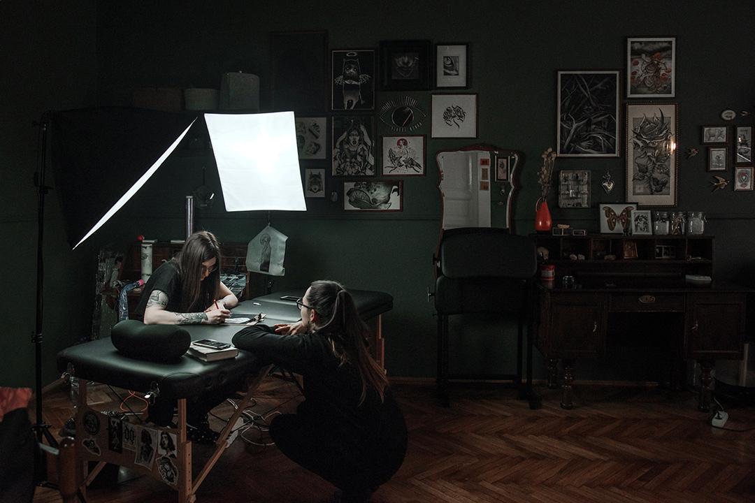 Electric Bat tetoválószalon - CSE