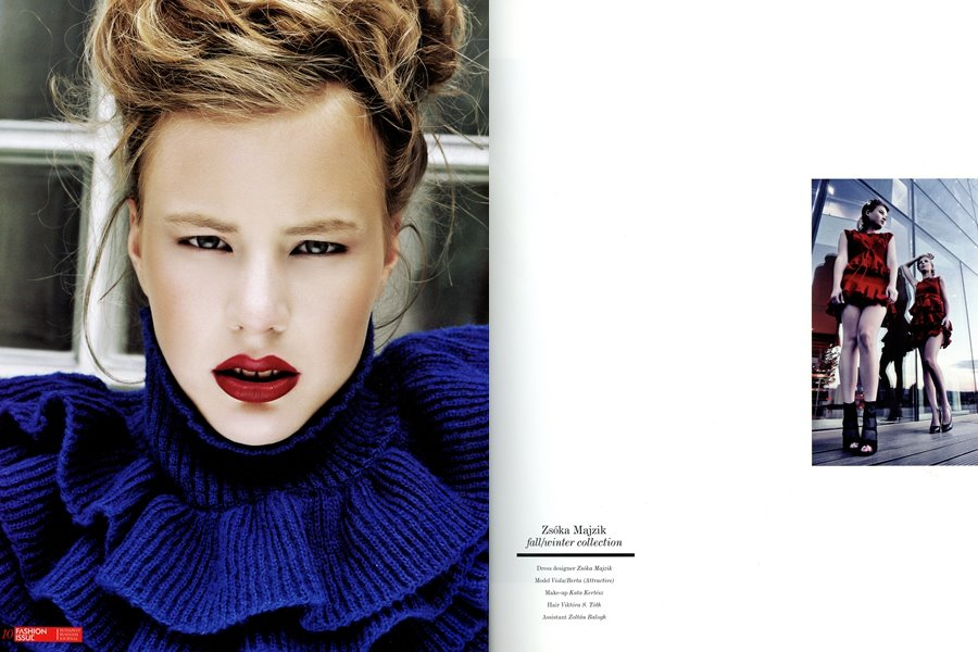 Publikáció - Fashion Issue - 2011 - Punk City - Interjú - 02