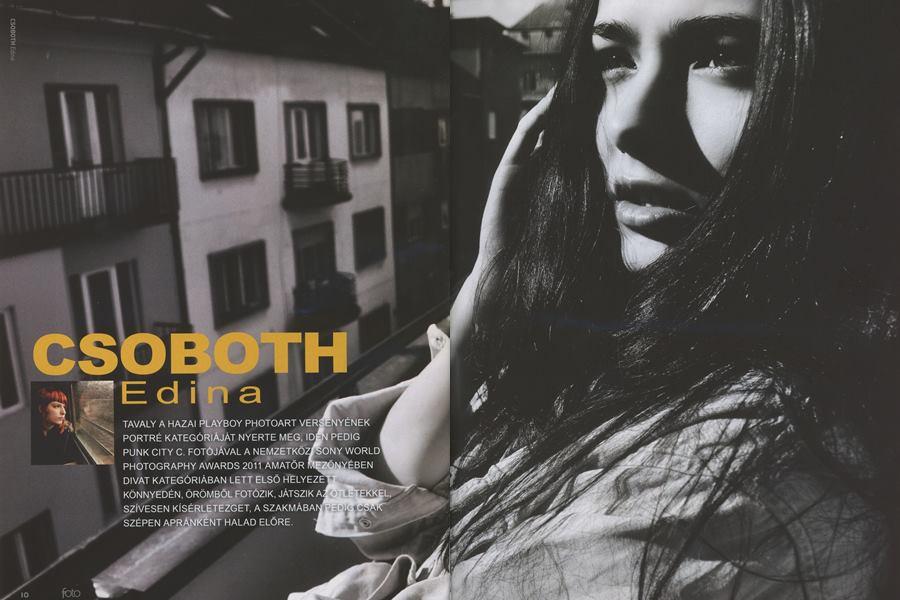 Publikáció - Foto Video - 2011 - Interjú - 01