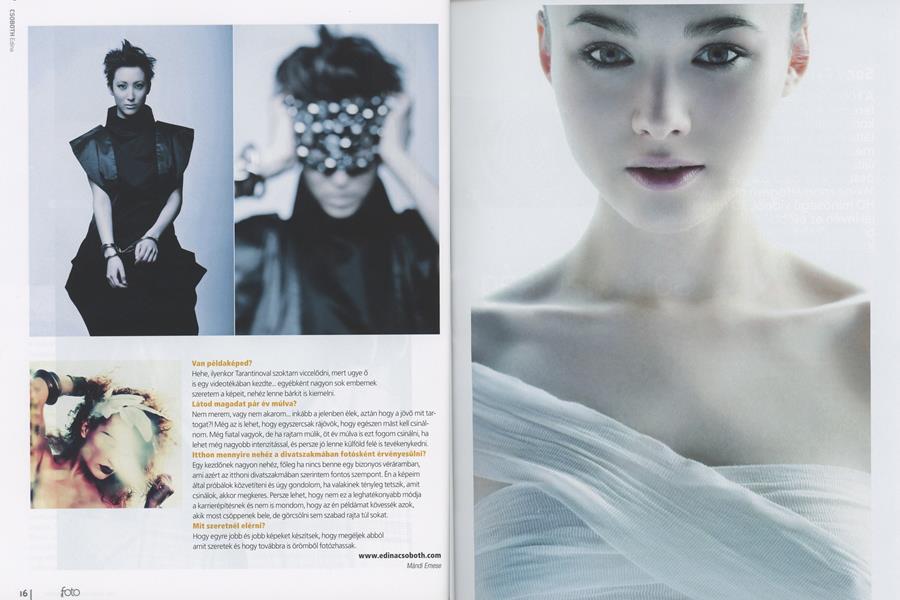 Publikáció - Foto Video - 2011 - Interjú - 04