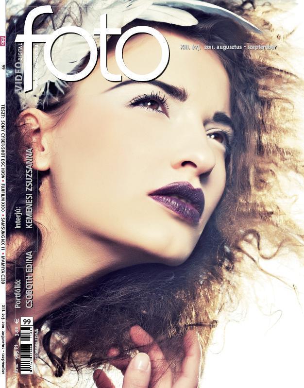 Publikáció - Foto Video - 2011 - Interjú - Címlap